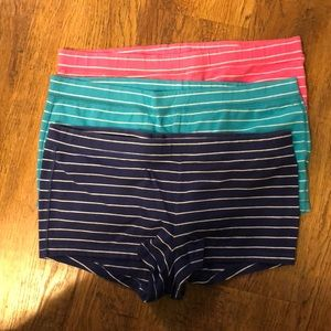 Abercrombie and Fitch booty shorts